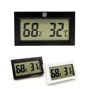 Digital Thermometer Humidity Hygrometer